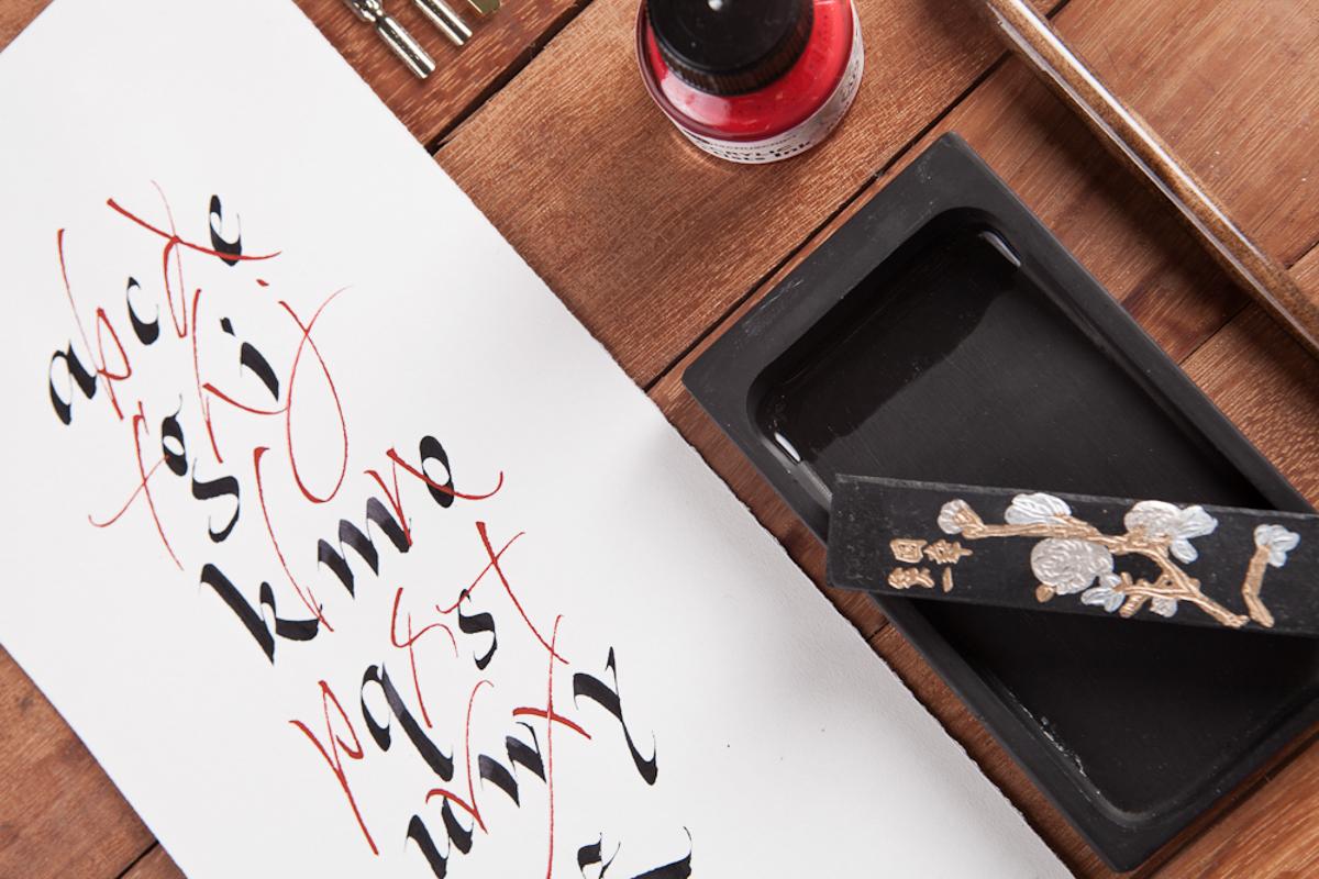 Grafica e calligrafia